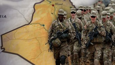 Photo of The international coalition is withdrawing from its second base in Iraq