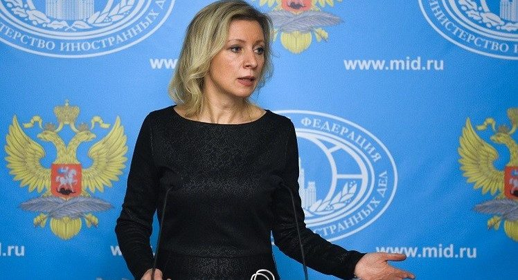 Photo of Zakharova: The cooperation with Turkey continues, and the withdrawal of the Kurdish factions has been fully completed