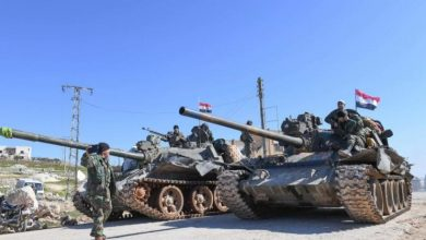 Photo of The Syrian army expands control west Aleppo and targets the militants in the northern countryside