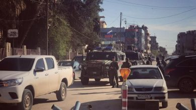 "Photo of A Russian intervention to end the tension between the ""National Defense"" and the ""SDF"" in Qamishli"