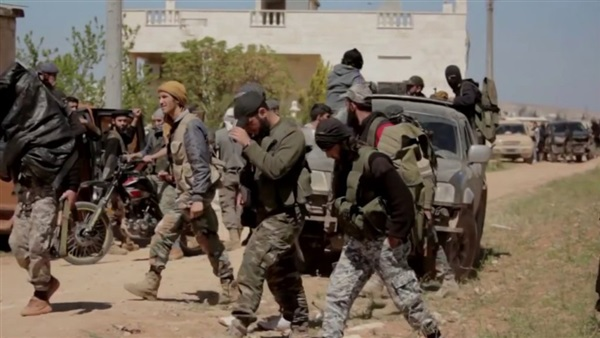 Photo of Security tension prevails after Hurras al-Din broke into a court of Nusra Front to get one of their members out