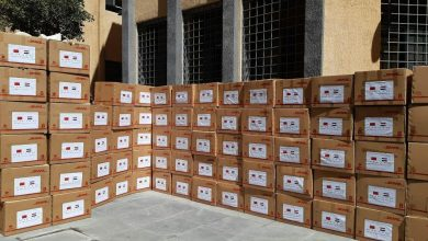 Photo of Despite sanctions, China sends medical aids to Syria to fight back coronavirus