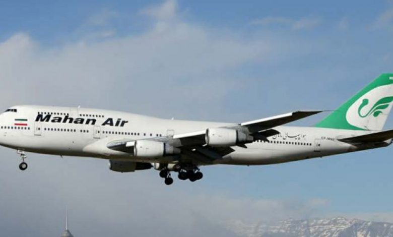 Iran: The investigation of the Mahan plane interception incident is in the hands of a Syrian committee.