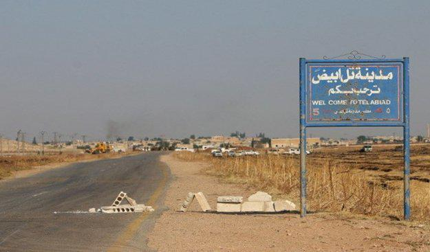 """5 civilian injuries as a result of clashes between armed members in """"Tal Al-Abyad"""" in Raqqa countryside"""