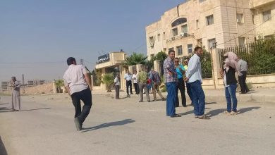 Photo of Employees keep protesting against SDF in Hasaka amid threats of arrest