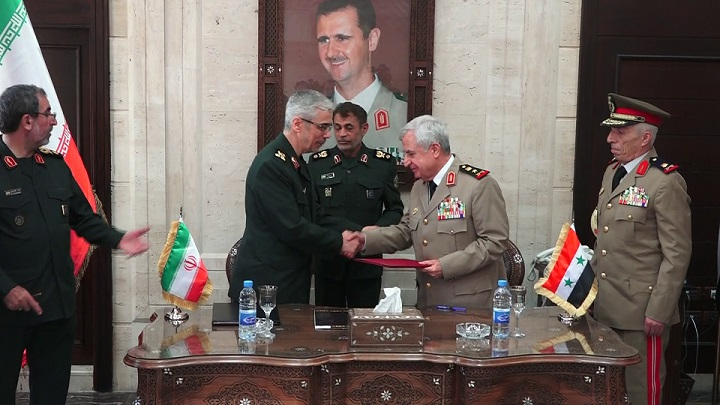 Photo of Total military cooperation agreement between Syria and Iran