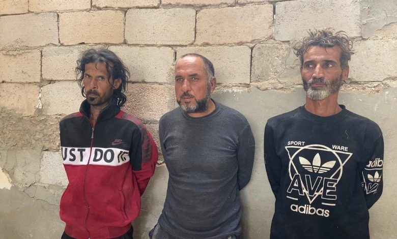 Photo of Syrian army arrests militants coming from al-Tanf to spy on its military institutions