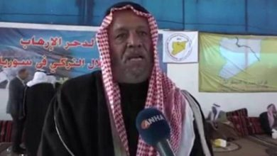 Photo of Akidat Tribe spokesman assassinated in Deir Ezzur, Syria