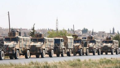 Photo of Turkey enters a new military column of over 8 thousand vehicles to Syria