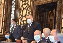 Photo of The Syrian People's Council elects its president and members of its office