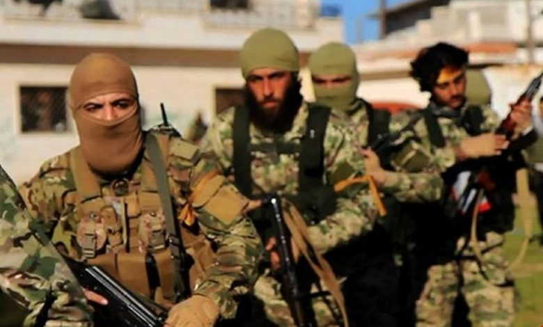 """Al-Nusra denies its intervention in the inner conflicts between the lines of """"Ahrar Al-Sham""""."""