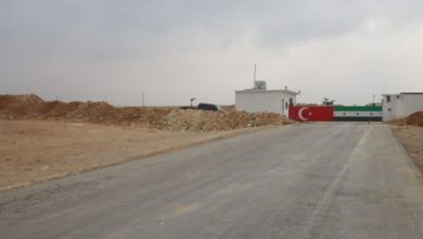 """Photo of The Turkish factions closes the """"Aoun al-Dadat"""" crossing after days of opening it."""