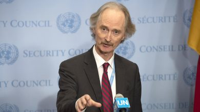 Photo of Pedersen: political process in Syria is going relatively well
