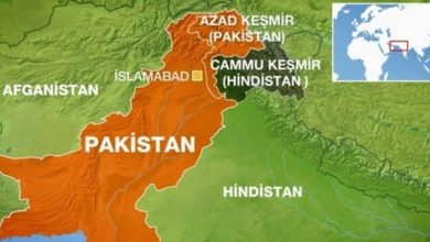 Ankara militants moves to the Kashmir region to support the Pakistani army against the Indian forces.