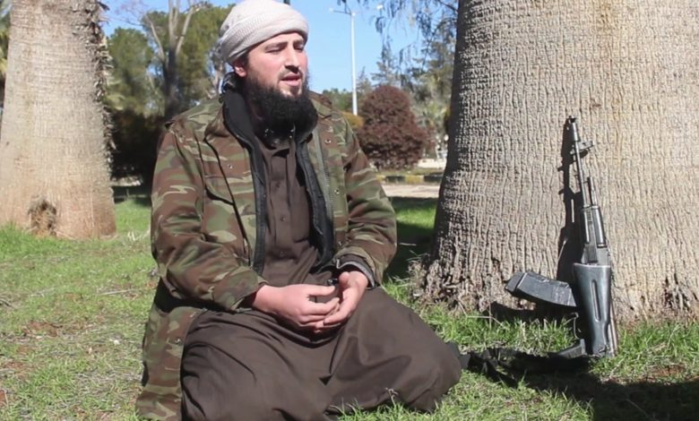 Al-Nusra searches for the defected leader, Abu Al-Abed Ashda, and arrests his brother