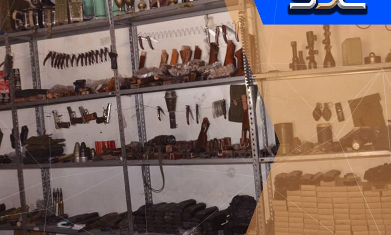Photo of Al-Nusra Front closes the gun shops in its areas