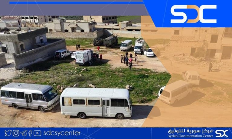 The Syrian state opens a humanitarian corridor in Idlib, and Al-Nusra is preventing civilians from leaving.