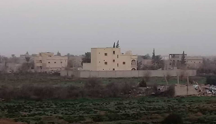 2 SDF militants were killed in an attack targeting their headquarters in Deir Al-Zour countryside.