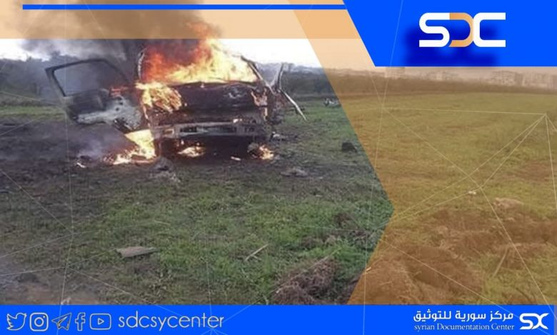 3 explosions hit the areas controlled by the Turkish militants in northern Syria.