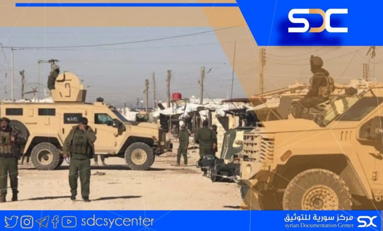 SDF claims to Arrest 125 ISIS members during Its security campaign in Al-Hol camp.
