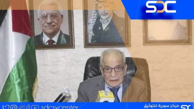 The Palestinian ambassador to Syria passed away due to Coronavirus