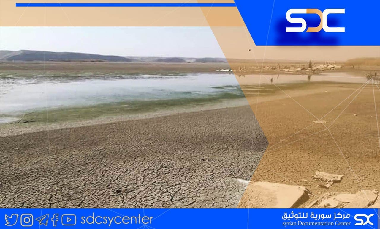 Syria calls on the international community to solve the Euphrates crisis