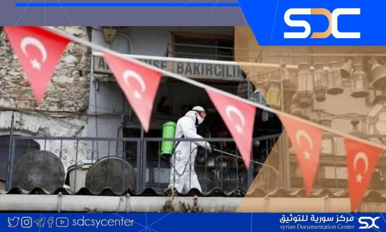 30% of Syrian workers in Turkey lost their jobs due to the coronavirus.