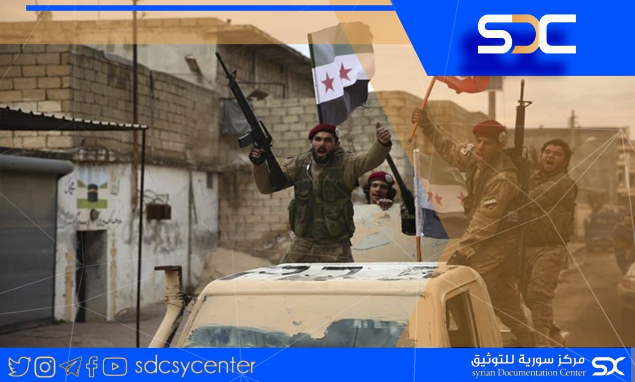 Turkish militants steal a power converter depriving a village in Raqqa of electricity and water