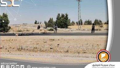 """Tension returns to """"Daraa"""" after the militants obstructed the settlement agreement."""