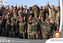 President al-Assad sends a message to the Syrian army on its 76th founding anniversary.