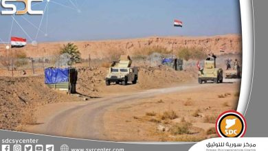 2 of the most dangerous drug dealers arrested at the Syrian-Iraqi border.